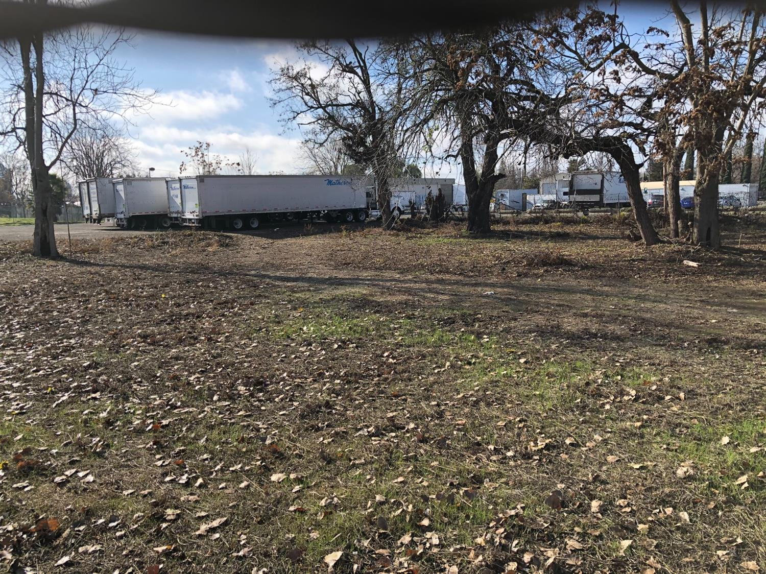 Nice level Industrial zoned lot surrounded  by two trucking companies. At this time lot is land locked... but N 5th st. according to the City of Sacramento specific plans for the River Dist. N 5th st. is going to continue through to Richards Blvd. But  check with City to be sure of this.