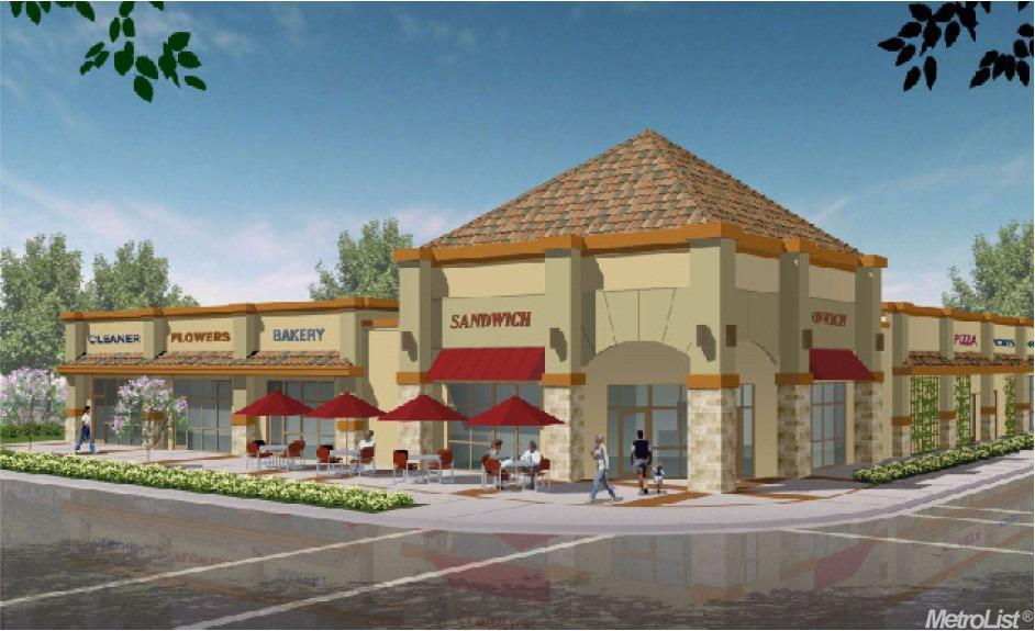 Twin Oaks Plaza is a partially built shopping center for sale or lease. High identity property on a hard, signalized intersection on high traffic corridor. 0.40 miles from highway 80 Riverside/Auburn exit in Roseville. Pad and underground improvements are complete and permit fees are paid for a new Buyer to take over and complete. Owner will also complete the construction for credit tenants. Drawings and permits are part of the sale. Approx. $ 1 million in improvements are complete, per seller. High identity location on Auburn and Twin Oaks Avenue. Design follows new Citrus Heights guidelines. Outstanding opportunity.