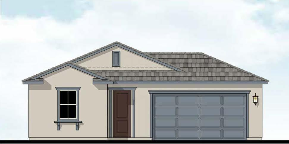 New construction by D.R. Horton!