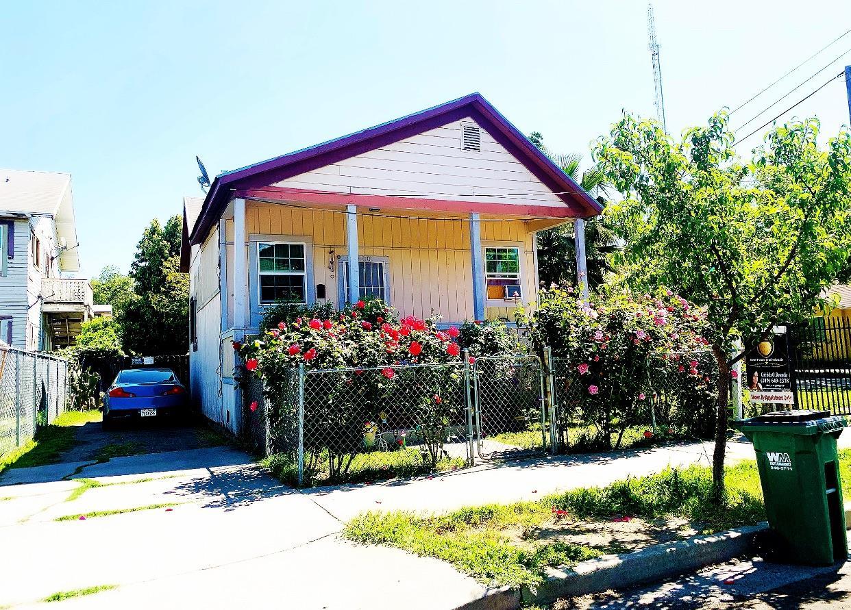 Photo of 536 N American Street, Stockton, CA 95202