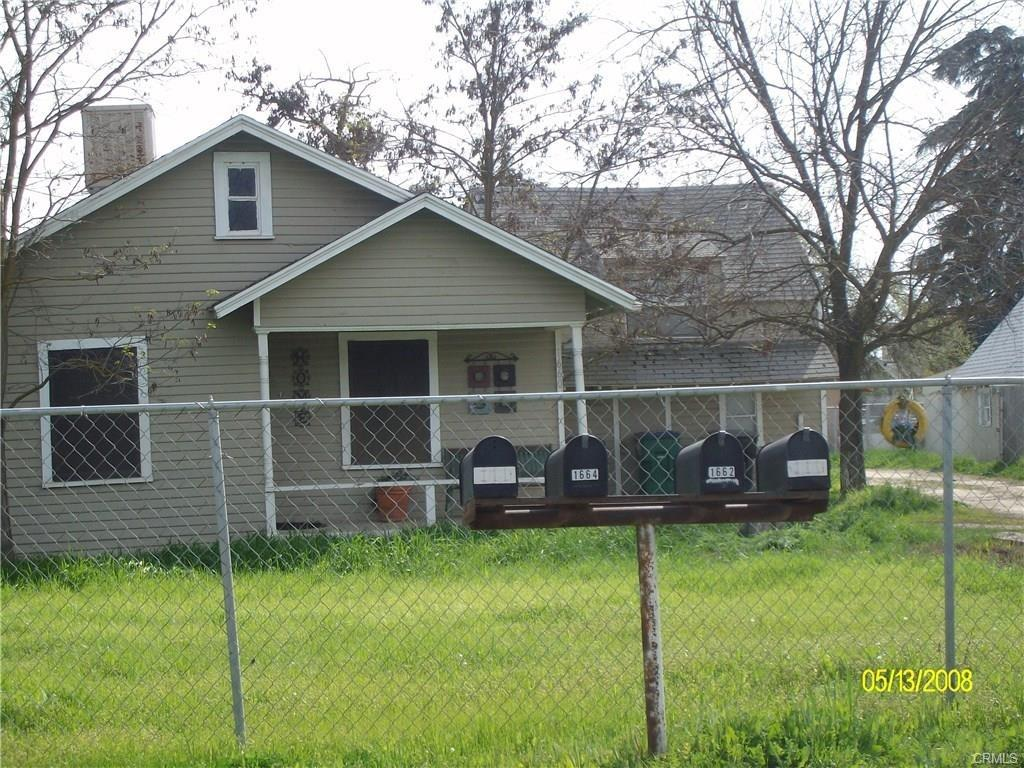 Four individual stand alone units on 32,400 sq.ft. lot, zoned multi residential. Fully occupied, rents haven't been raised for several years. All units need TLC, deferred maintenance throughout. One unit is 2bd/1ba, other 3 units are studios.