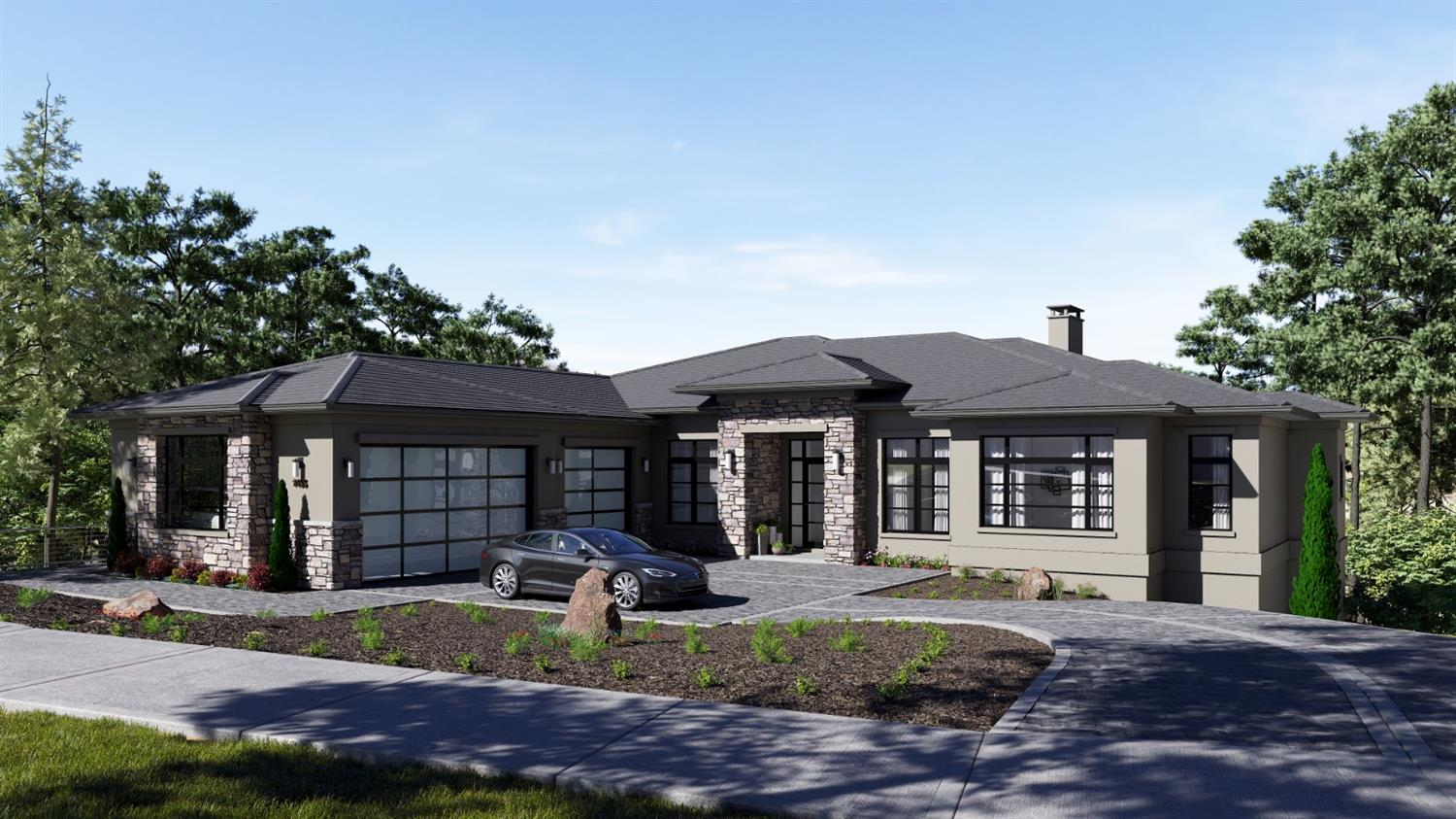 Enjoy a New Construction Custom Home on a 1 acre parcel. Completion projected to be late July 2021. This home features a great room concept, Thermadorappliances along with a Full Dirty Kitchen and Dining room with large picture windows with lots of natural light and beautiful privatebackyard with many trees . This home features over 4,200 5 bedrooms and 4 bathrooms, large laundry. Quartz countertops throughout with 12 foot ceilings, custom tile and a Large 3 car Garage with a spacious driveway. The championship golf course is one of seven in the world co-designed by Robert Trent Jones, Sr. and Jr. Within walking distance to the clubhouse offering top-notch golfing, fine dining, fitness center, swimming pool, tennis courts, miles of biking/h