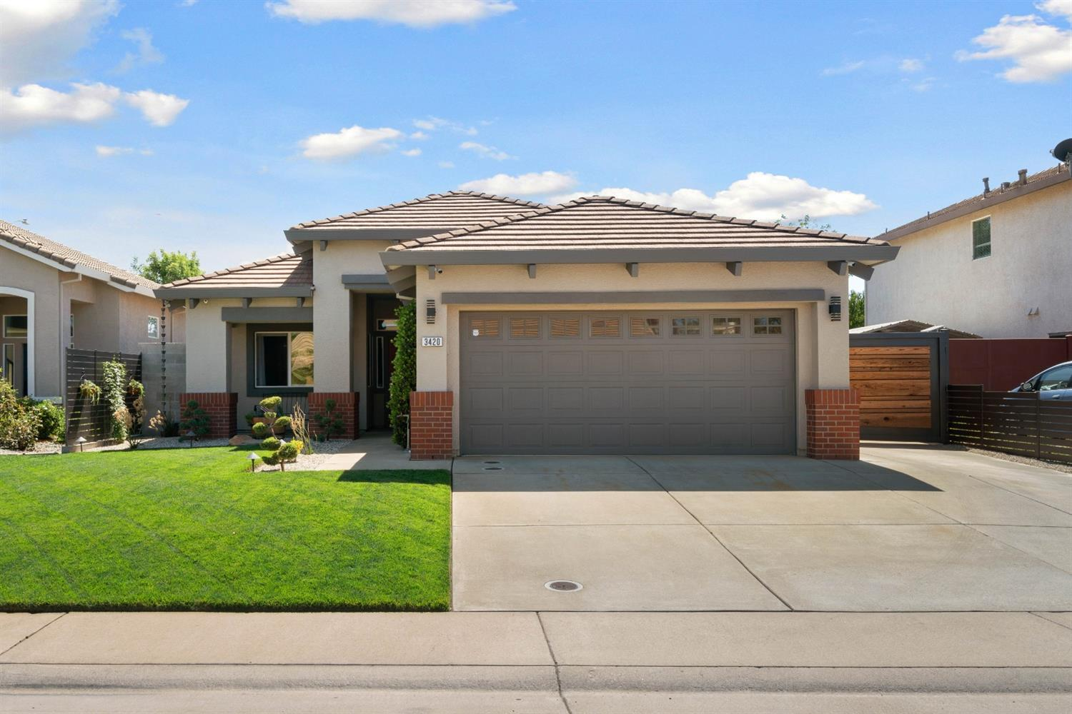 Welcome home! Totally renovated 3 bed 2 bath 1344 sq ft Rancho Cordova gem. Remodeled throughout fea