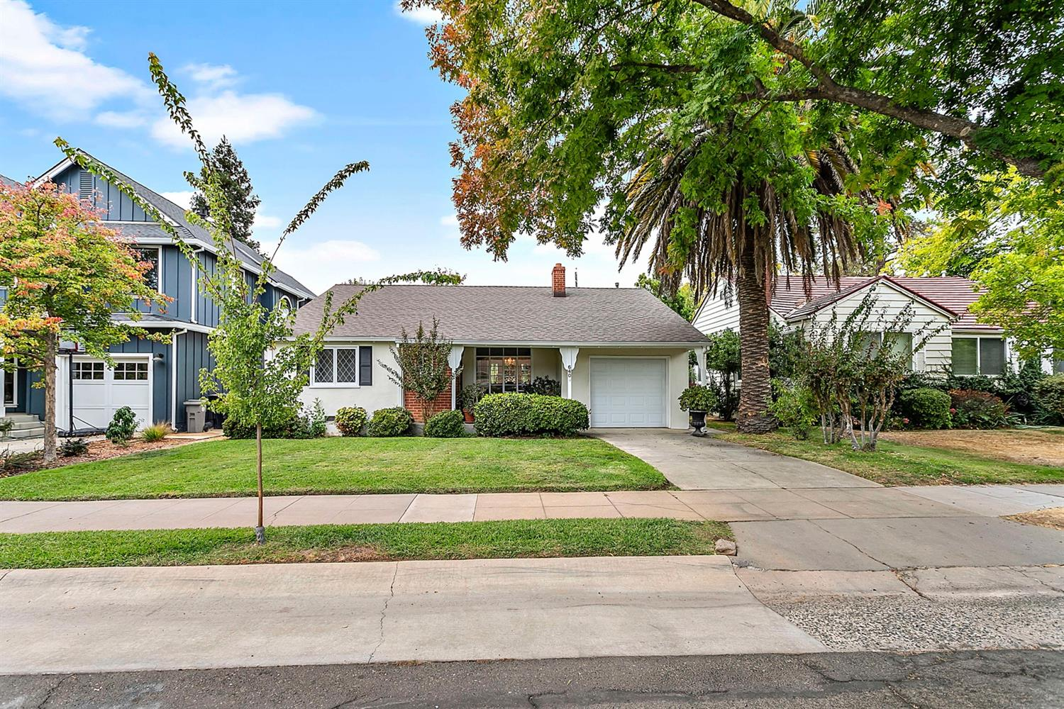On the market for the first time in over 60 years, this darling 2 bedroom, 1 bathroom East Sacrament