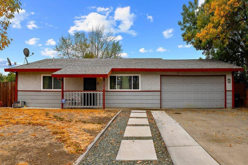 Truly a one-of-a kind property! Not only is this adorable bungalo updated and clean with contemporar