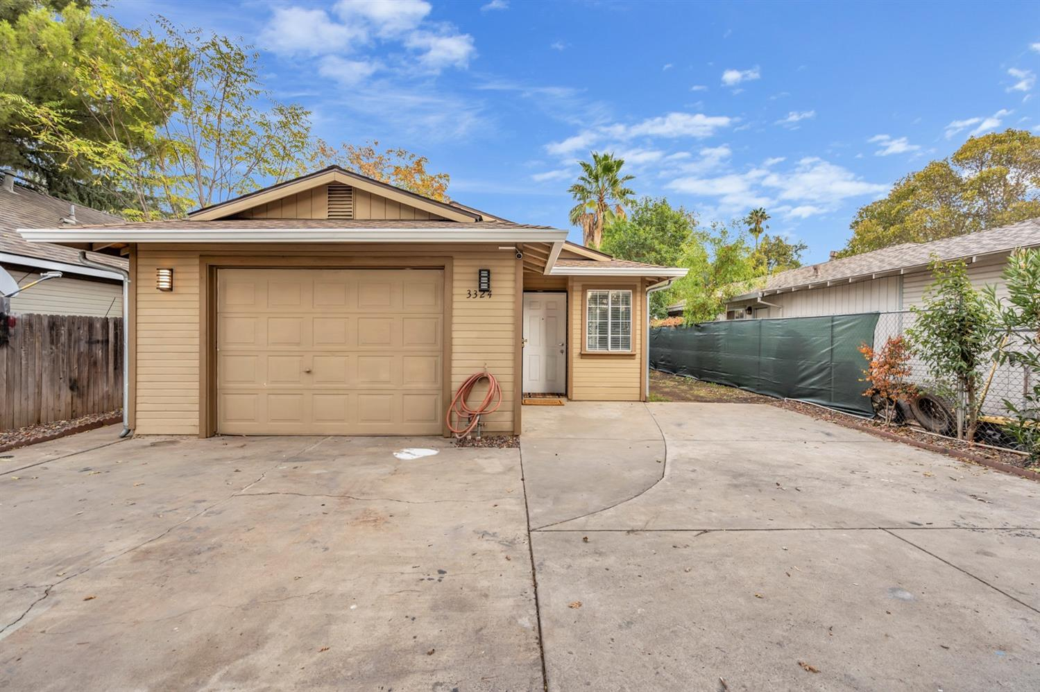 This 2/3 bedroom 1 bathroom home has been well cared for, and tastefully updated.  The interior was
