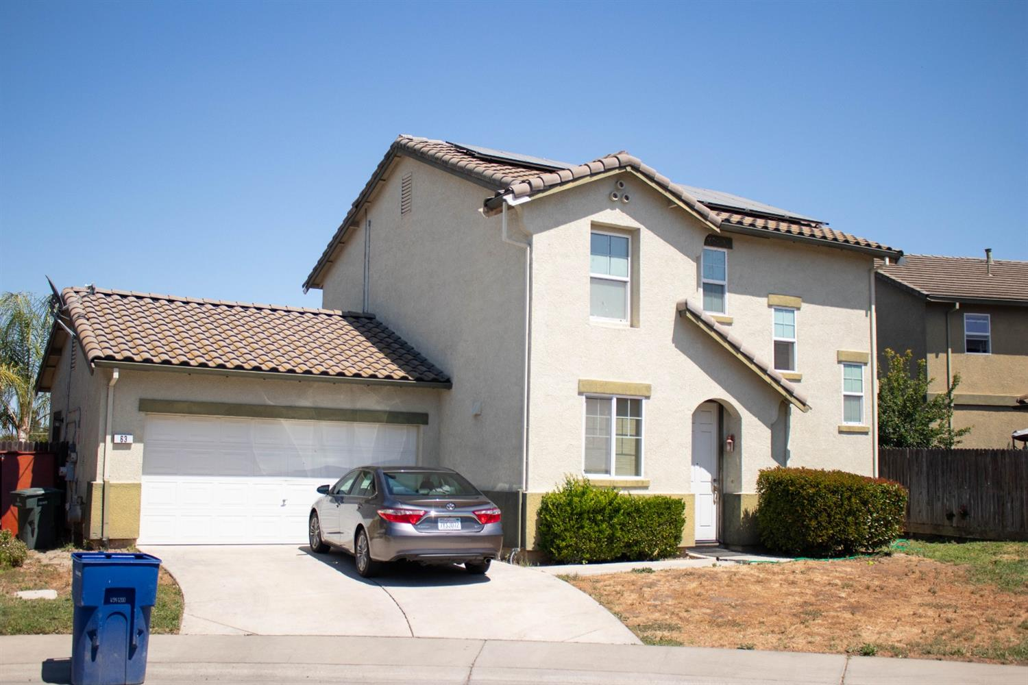 WELCOME HOME! TO: An active Adult community 55+ This property features, fully owned solar,& includes