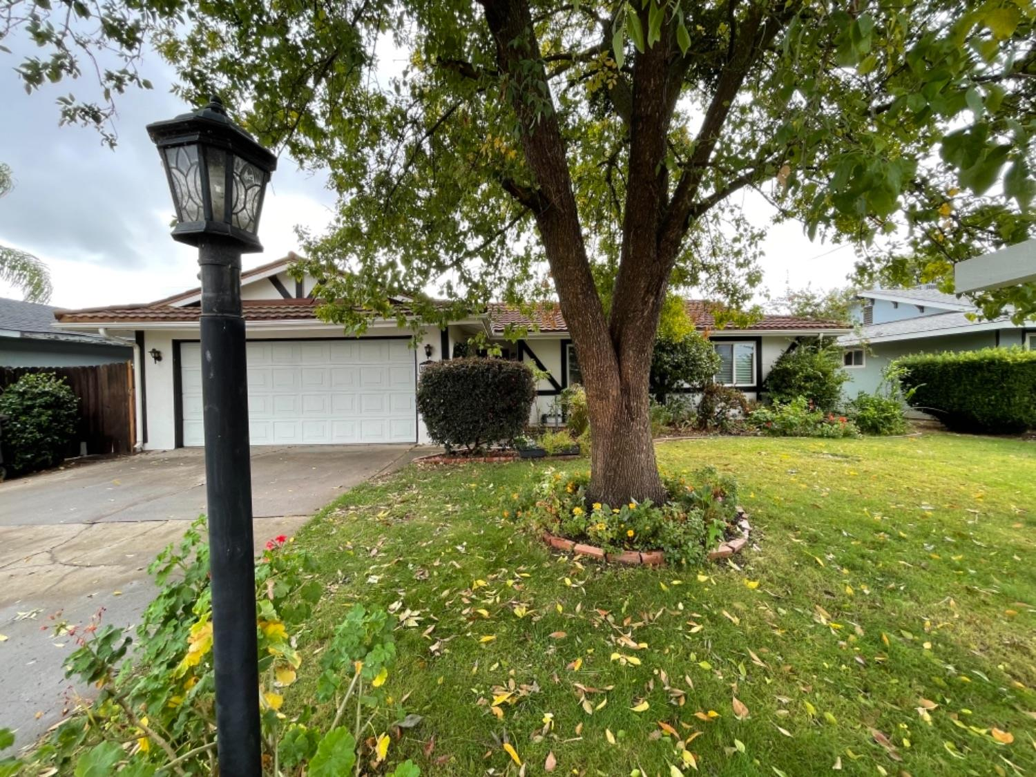 Huge Bonus room off of Family room plus 4 bedrooms.   2.5 baths. Large back yard with covered patio and fruit trees. Great location down the street from American River Pkwy Access.